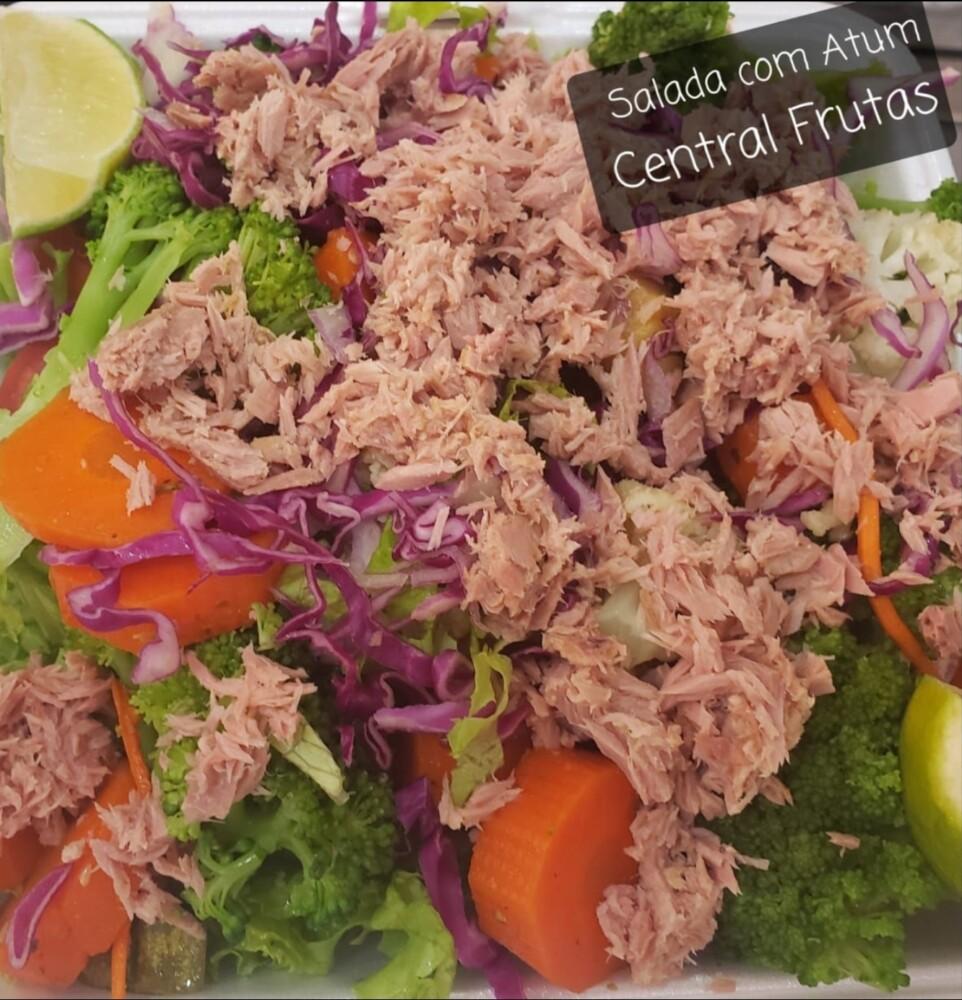 Salada de Atum - Restaurante Central Frutas
