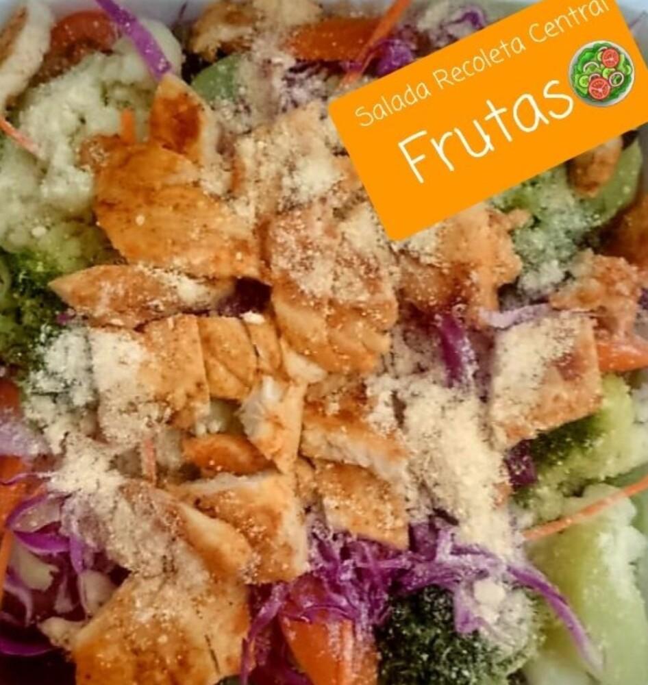 Salada Recoleta - Restaurante Central Frutas